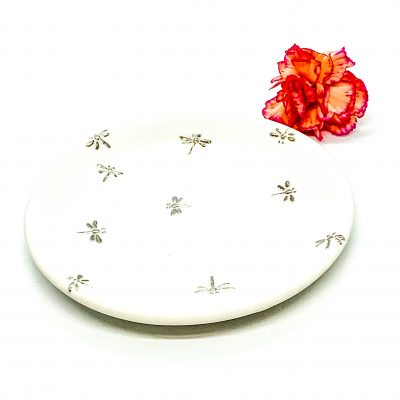 Dragonfly Plate (XS)