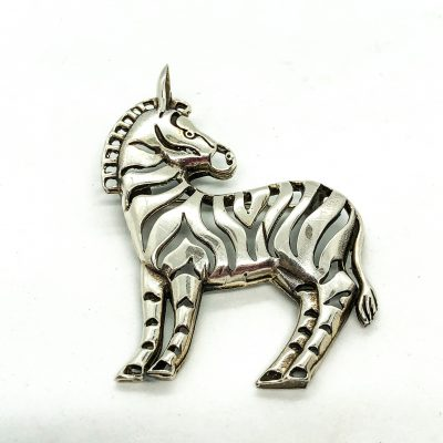 Pin Zebra Large