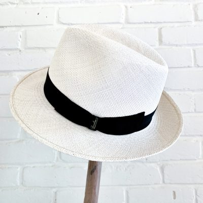 Natural Panama Hat 6 CM