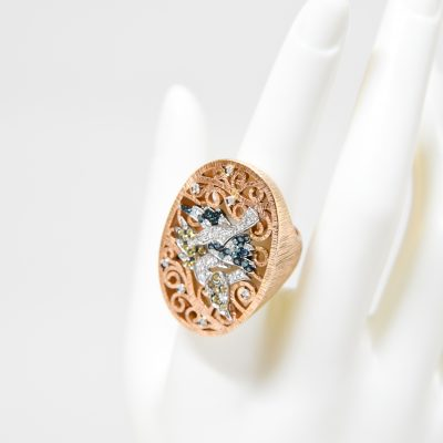 One of a Kind – Rose Gold Ring