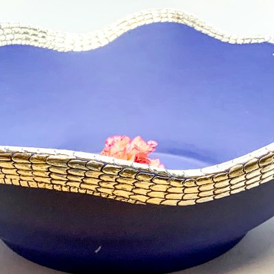 Scalloped Bowl Medium