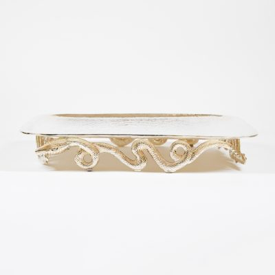 Snake Footed Serving Tray SP