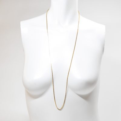 18kt. Gold Chain 36 inches