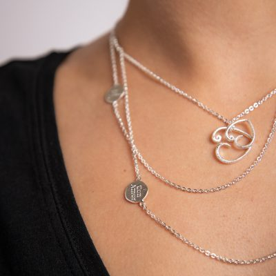 Love Wins 3 Chain Necklace